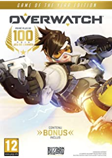 Overwatch (PC): Amazon co uk: PC & Video Games