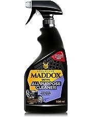 Maddox Detail - All Purpose Cleaner - Limpiador Multiusos Coche | Limpia salpicaderos| Limpiador de tapicería y alfombras | Limpieza de Llantas y Pintura Coche. Todo Uso Coche. (500ml)