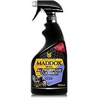 Maddox Detail - All Purpose Cleaner – Limpiador Multiusos. Limpia y desengrasa salpicaderos, tapicería, alfombras…