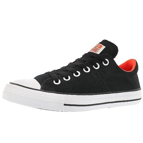 Converse Women s Chuck Taylor All Star Madison Canvas Oxford Fashion  Sneaker Black 6.5 M US  Amazon.ca  Shoes   Handbags 16a3227a2
