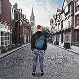 OutdoorMaster-Sling-Bag-Small-Crossbody-Backpack-for-Men-Women