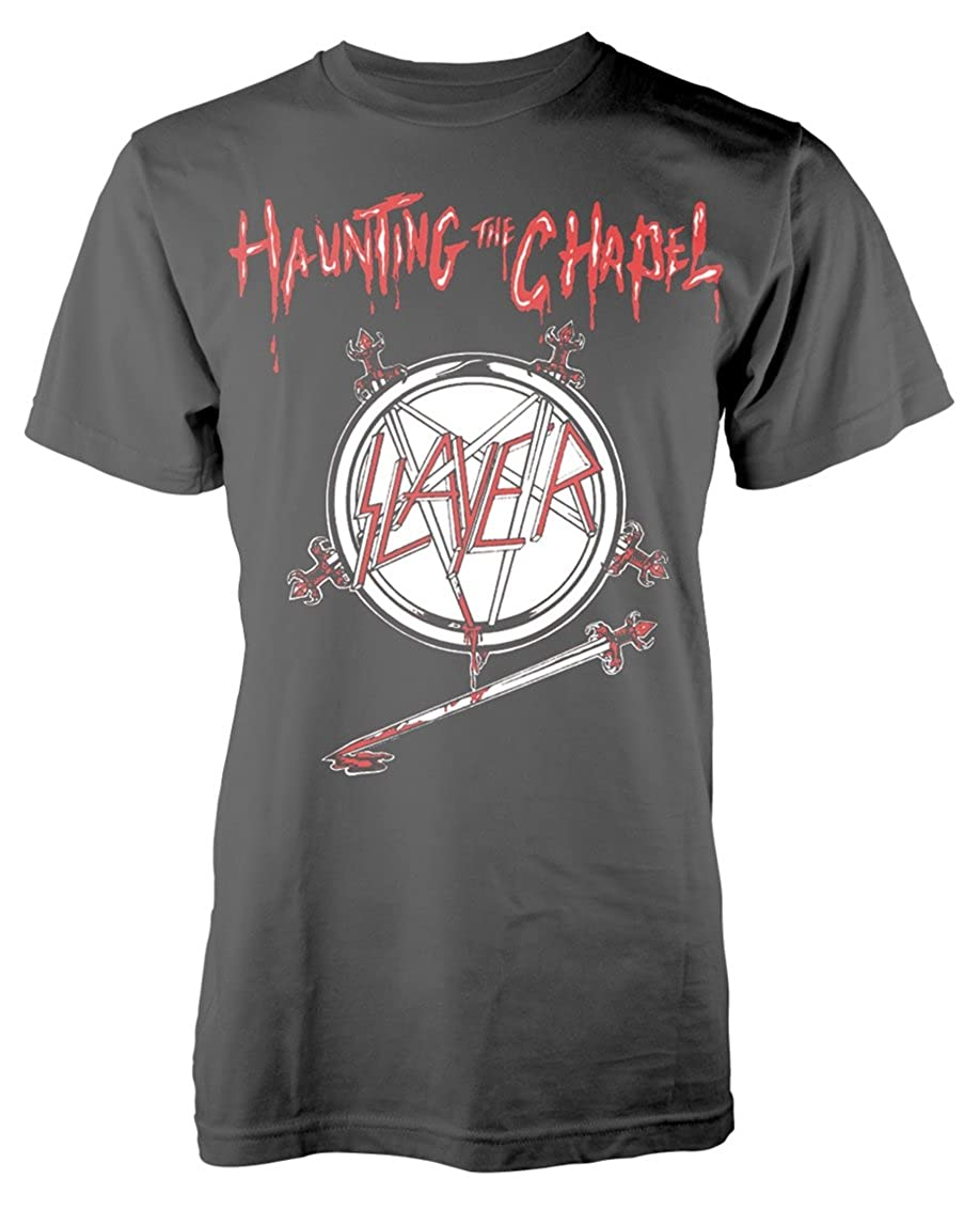 Slayer Haunting The Chapel Tshirt