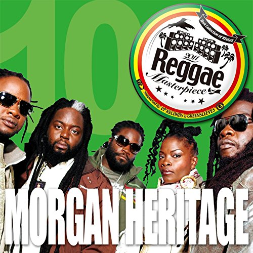 Reggae Masterpiece: Morgan Her...