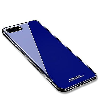 Amazon.com: TIPFLY - Carcasa para iPhone 7 Plus (efecto ...