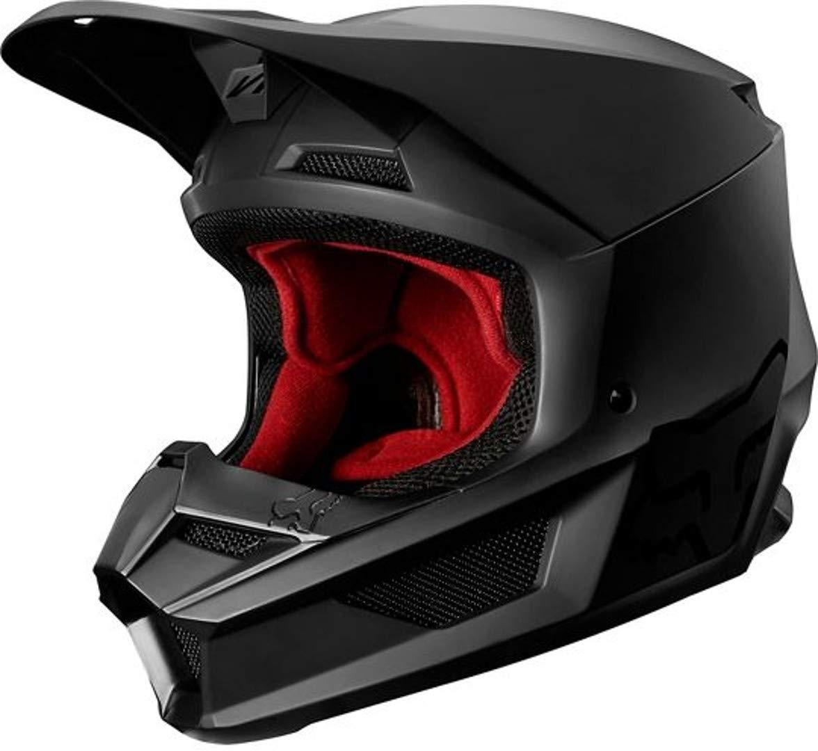 Fox Helmet V-1 Matte Black S