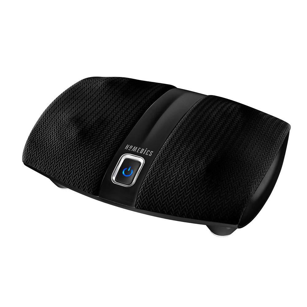 Shiatsu Select Heated Foot Massager  4 Rotational Heads, 12 Massage Nodes, Therapeutic Kneading & Rolling  Warming Massage, Relaxing Heat Treatment  HoMedics