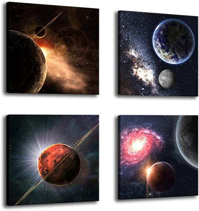 The Best Planet Wall Decor