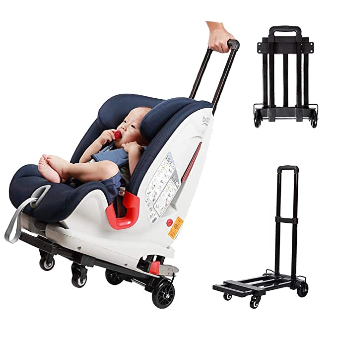 Car Seat Stroller, Go Carts for Kids - Sturdy Airport Carrier