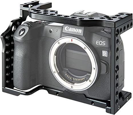 FANSHANG - Estabilizador de vídeo para cámara EOS R de Canon con ...