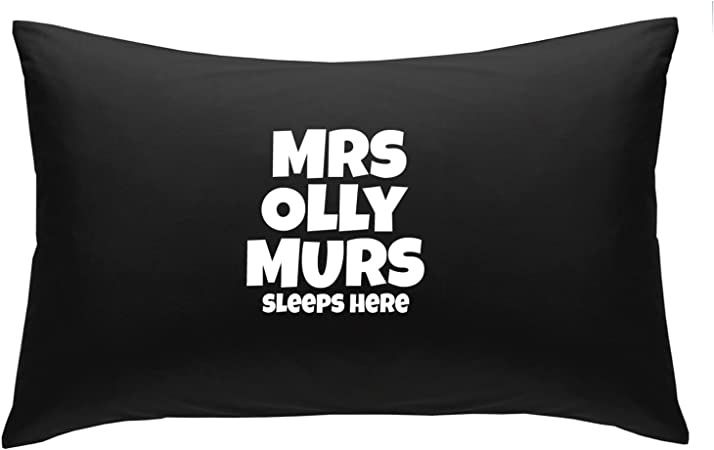 Gift Olly Murs Cushion Pillow Cover Case