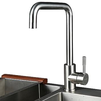 kinse® miscelatore della cucina rubinetto per lavello cucina ... - Rubinetti Per Lavello Cucina