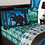 Jurassic World Movie Kids Full Sheet Set