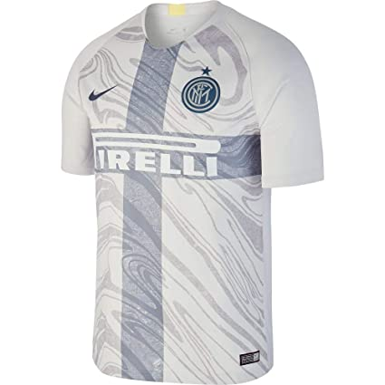 save off d2246 854f9 Amazon.com : Nike Inter Milan 3rd Jersey 2018/2019 : Sports ...