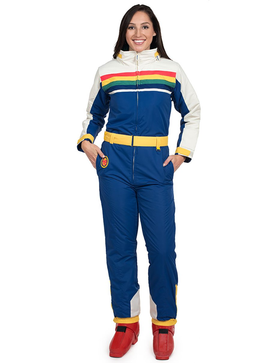 Women's Mile High Ski Suit: Medium
