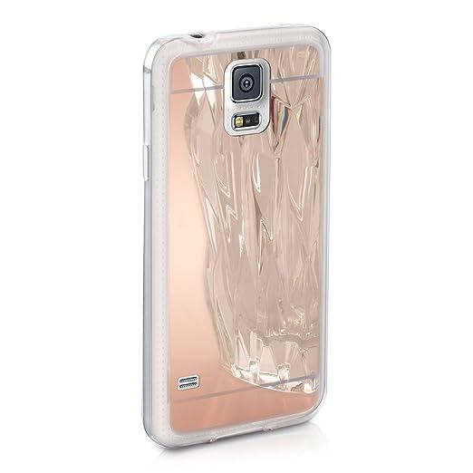15 opinioni per kwmobile Cover per Samsung Galaxy S5 / S5 Neo / S5 LTE+ / S5 Duos- Custodia in