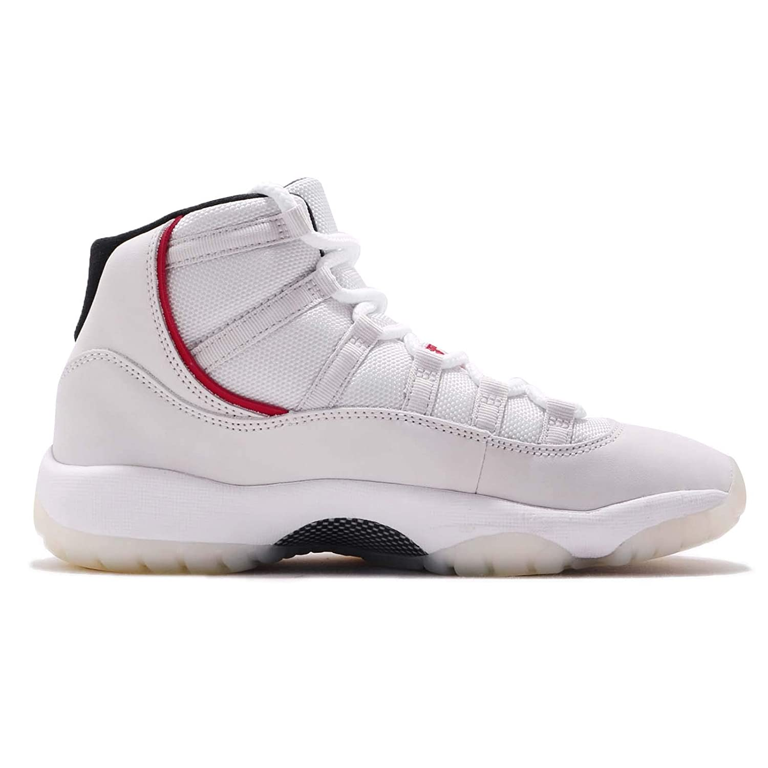 a64a7c38683 Amazon.com | NIKE Kids Jordan Air 11 Retro GS Basketball Shoes (6.5) |  Basketball