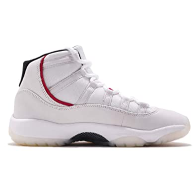 New Arrival Jordan Retro 11 Platinum Tint Mens Red Logo Basketball Shoes High Cut Outdoor Training Shoes Remote Control Toys