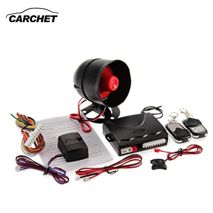 Amazon.com: CARCHET Central Locking Remote Car Central ...