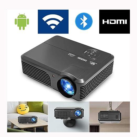 Ai LIFE Proyector Bluetooth HD LCD de 8400 lúmenes ...