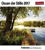 Oasen der Stille - Kalender 2017: Kalender mit 53 Postkarten
