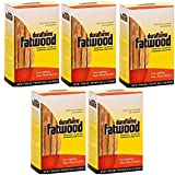 Duraflame Fatwood 86.4 cu in Wood Firelighters, 60-Pack