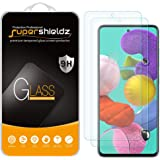 (2 Pack) Supershieldz for Samsung Galaxy A51 / Galaxy A51 5G / Galaxy A51 5G UW Tempered Glass Screen Protector, Anti…