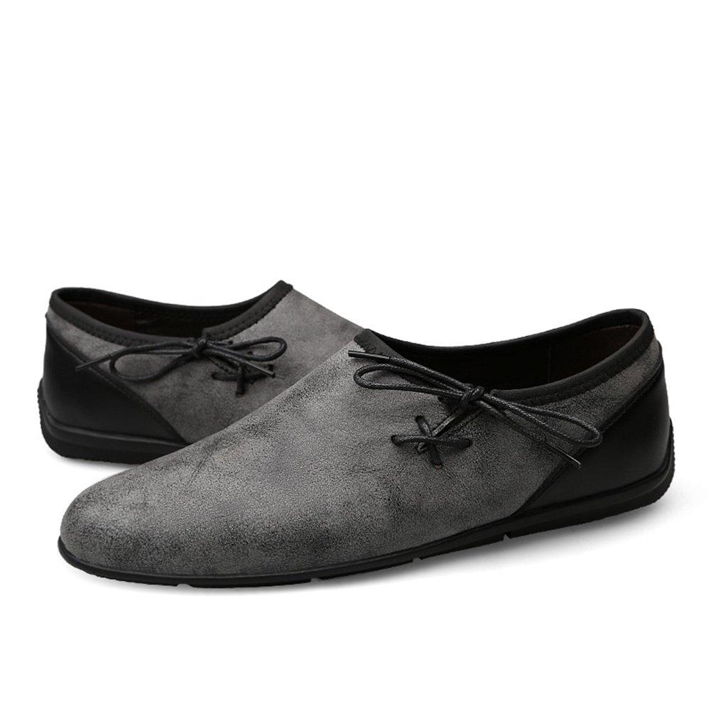 ee2b180d3fb56 Amazon.com: XUEXUE Men's Shoes Microfiber Spring Summer Breathable ...