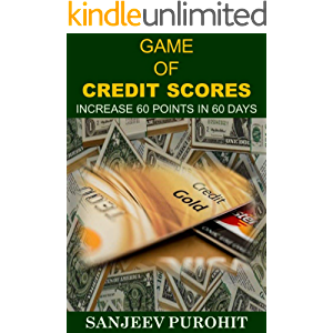 Game of Credit Score: Increase 60 Points in 60 Days
