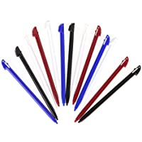 1989CANDY 12x Multi Colors Touch Screen Stylus Pen for Nintendo 3DS N3DS XL LL