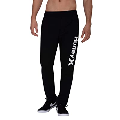 Hurley Men's One & Only Sweat Track Pants: Clothing