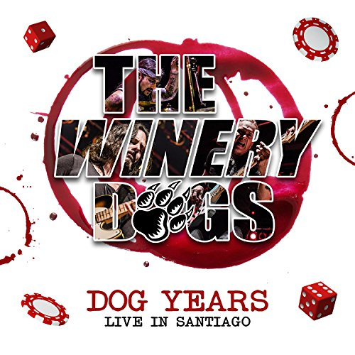 The Winery Dogs - Dog Years - CD - FLAC - 2017 - BOCKSCAR Download