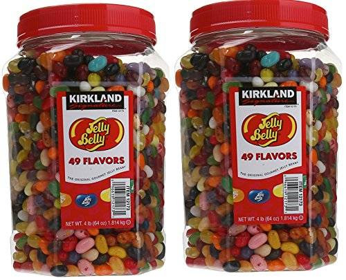 Kirkland Signature Jelly Belly Jelly Beans, 8 Pounds by Kirkland Signature (Image #1)