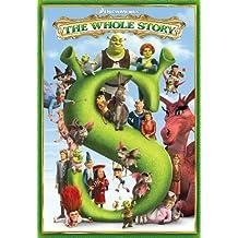 Shrek: The Whole Story Boxed Set