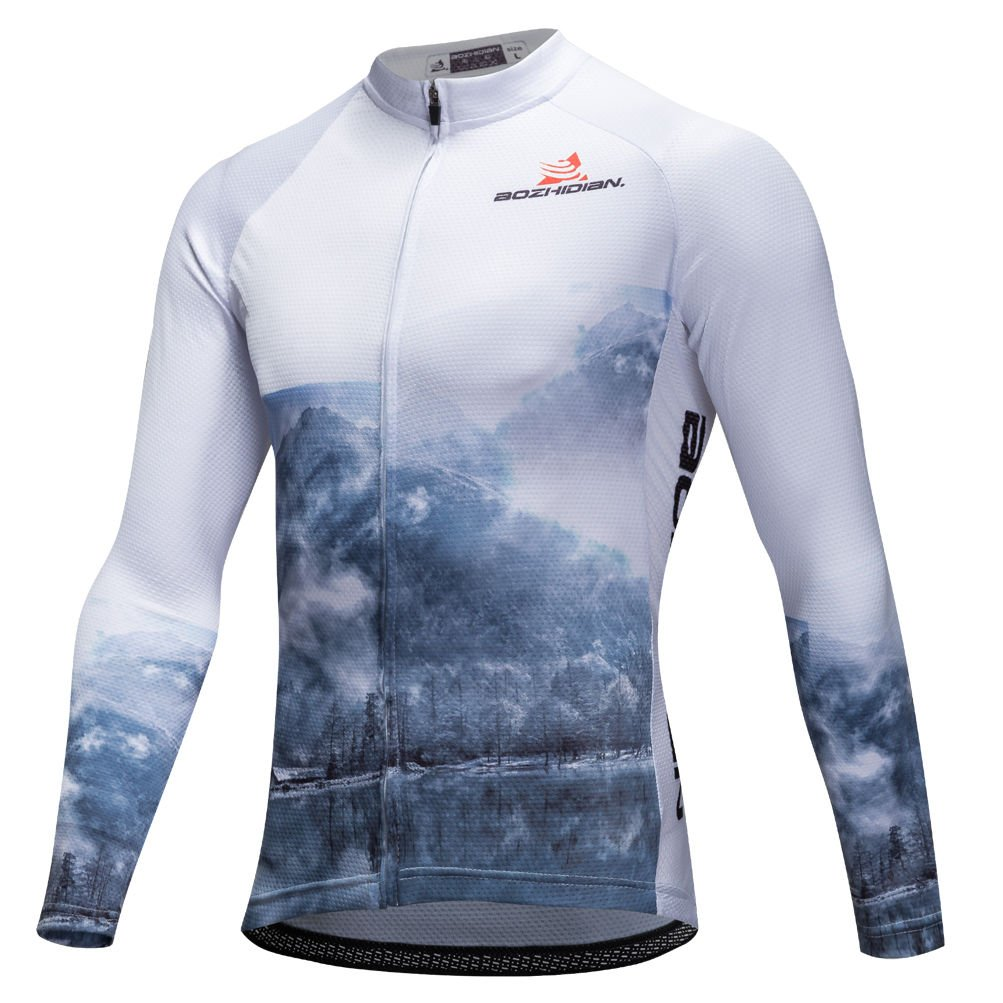 Uriah Men's Cycling Jersey Long Sleeve