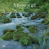 Missouri, Wild & Scenic 2019 12 x 12 Inch Monthly Square Wall Calendar, USA United States of America Midwest State Nature (Multilingual Edition)