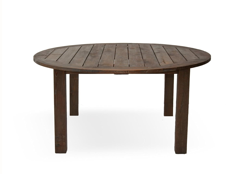 Diamond Garden Tisch Belmont 120 gealtert