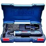 Parafusadeira a Bateria Bosch Go 3,6V BIVOLT 32 bits e maleta