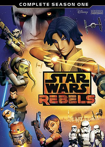 Star Wars Animated (Star Wars Rebels: Complete Season One)