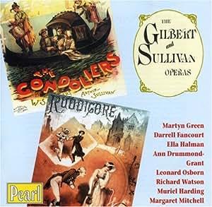Operas Gondoliers/Ruddigore