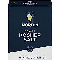 mortons Kosher Salt, 1.36 kg
