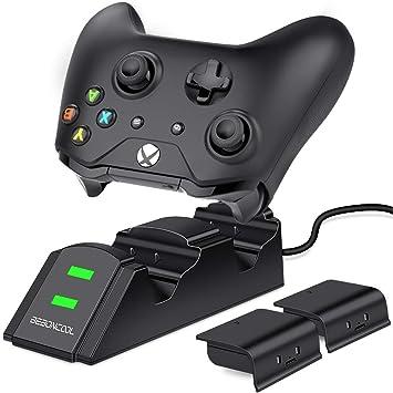 BEBONCOOL - Cargador de control para Xbox One (carga de ...