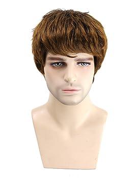 Couleur cheveux homme marron
