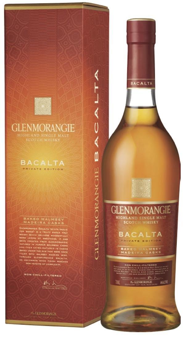 Glenmorangie Scotch Bacalta 92 Proof, 750 ml by GLENMORANGIE (Image #1)