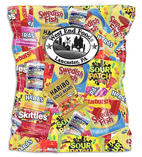 Candy Treats pounds Individually Wrapped product image