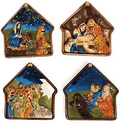Nativity Plate - 1