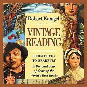 Vintage Reading: From Plato to Bradbury Audiobook