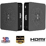 Measy W2H WHDI inalámbrico HDMI Video Transmisión 30 metros Wireless HDMI Extender transmisor receptor 1080P 100FT