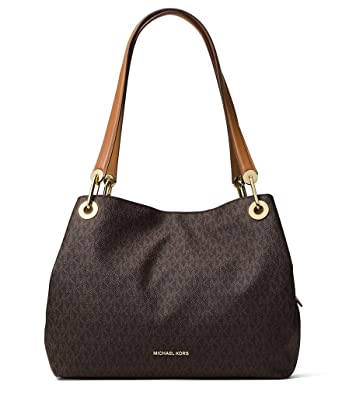 33da4d97e Michael Kors Handbag for Women, Brown, 30H6GRXE3V: Amazon.ae