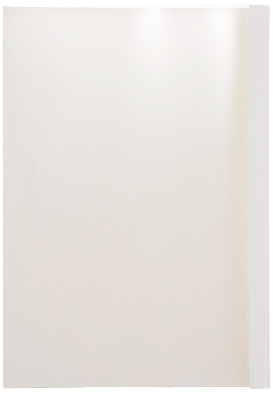 GBC 熱製本用カバー A4サイズ 背幅6mm アイボリー TCW06A4R