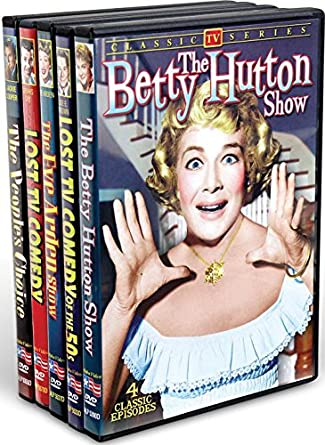 Amazon com: Rare TV Comedies of the 1950s (5-DVD): Eve Arden, Jackie